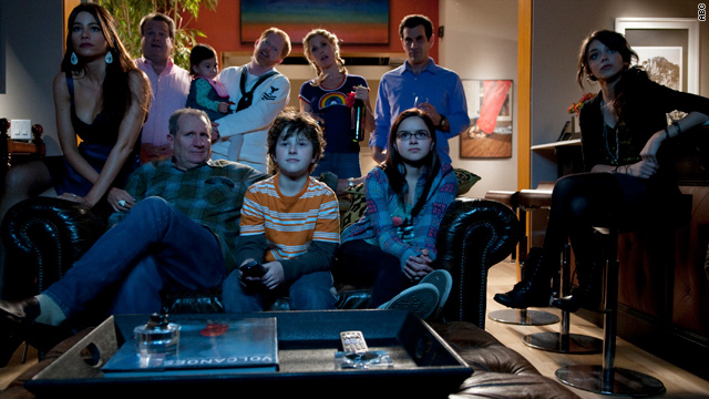 Heart-warming, hilarious finale for 'Modern Family'