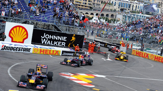 The streets of Monte Carlo are home to the most prestigious race on the F1 calendar.