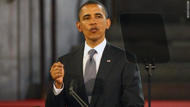 """Obama: el liderazgo de Occidente es """"esencial para la dignidad humana"""""""