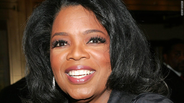 No goodbye, Oprah says, just 'until we meet again'