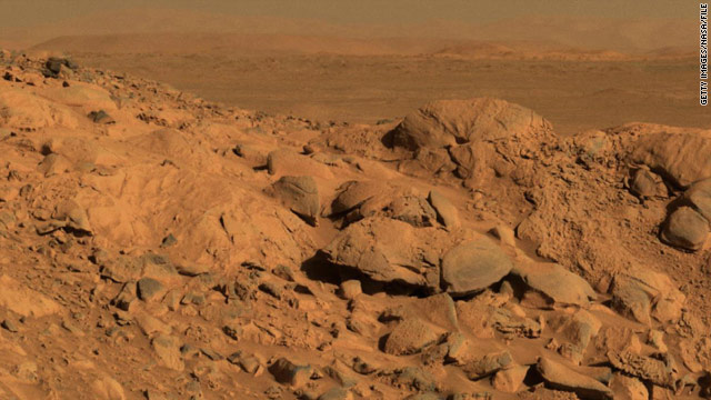 Spirit may be fading on Mars, NASA says