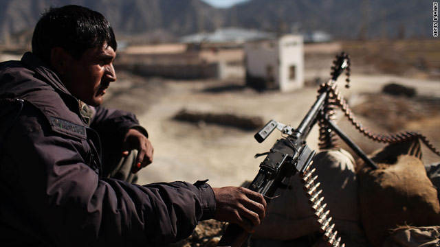 Taliban infiltrating Afghan army units