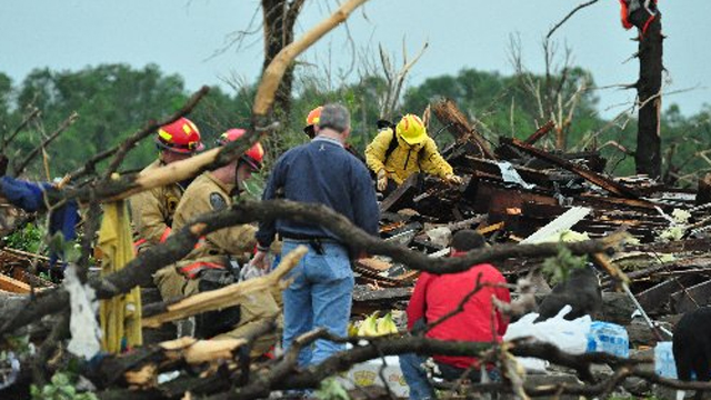 Tornado aftermath: Searching for answers