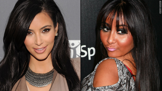 Kim K. and Snooki face their 'H8R's' in CW clips