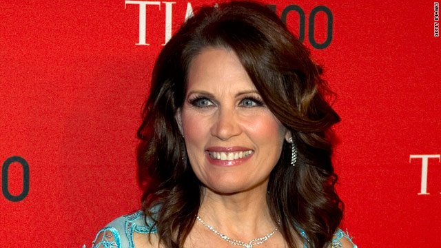 Bachmann announces presidential bid  sort of