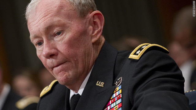 Obama to choose Army head as next Joint Chiefs chairman, officials say