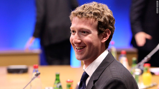 Facebook&#039;s Mark Zuckerberg eats only what he kills