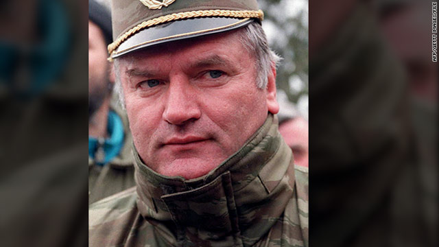 Police arrest man believed to be Serbian military commander Ratko Mladic