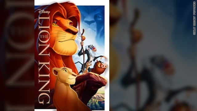 'Lion King's' coming back to theaters - in 3-D
