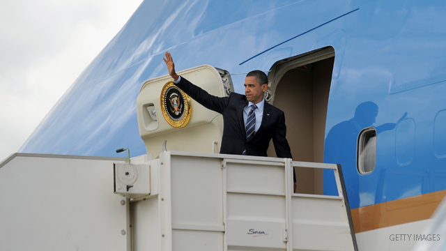 Obama wraps up Europe trip with visit to Poland