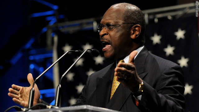 Cain sees 'double standard' with Obama
