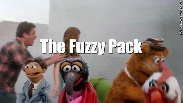 'Muppets' trailer pays tribute to 'Hangover Part II'