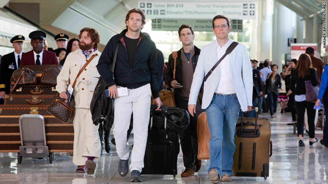 'Hangover 2' earns $31.7 million on opening day