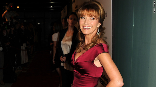 Jane Seymour's 'sorry' about Schwarzenegger remarks