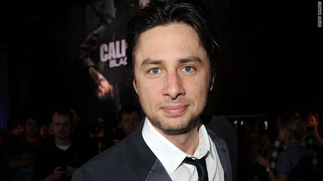 Zach Braff joins 'Oz' prequel