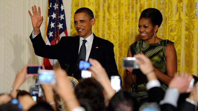 Obama's 2012 campaign makes moves