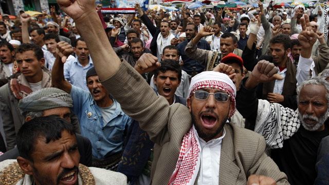 Some Yemeni residents flee homes as clashes rage