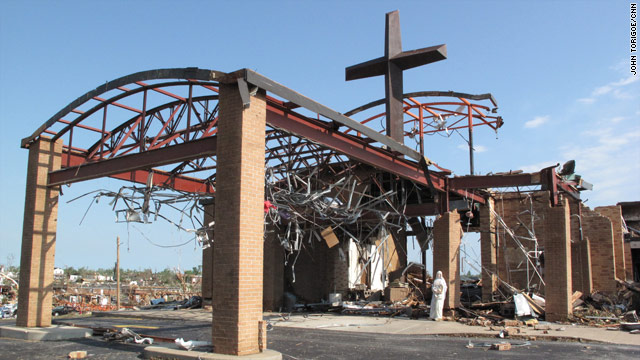 Faith comes to the forefront on Sunday in Joplin