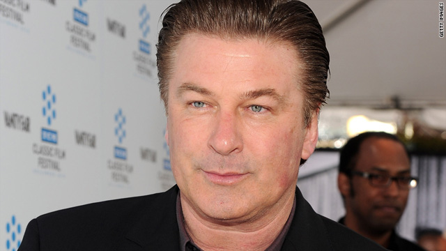 Alec Baldwin joins Twitter