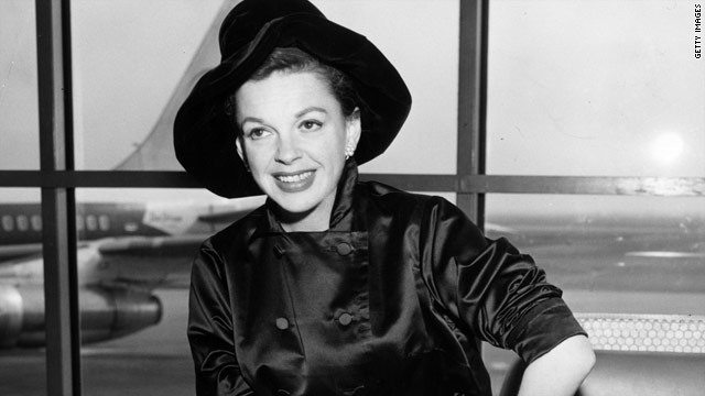 Judy Garland concert headed for theaters