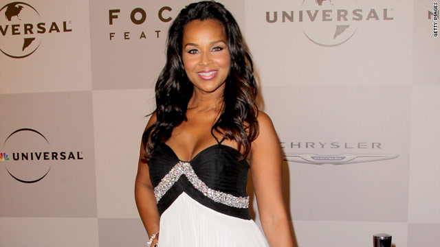 LisaRaye McCoy reps for the 'Single Ladies'