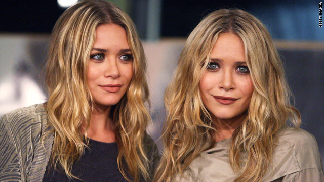 Olsen twins explain their 'homeless chic' style