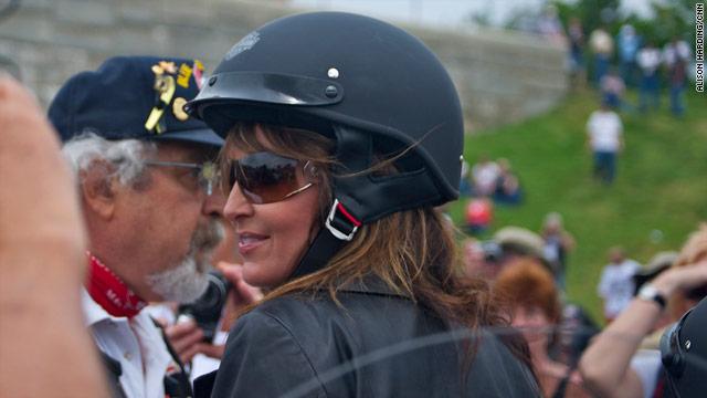Iowa-bound Palin: Republican presidential field will change