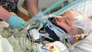 Prayer sustains family from tornado to hospital