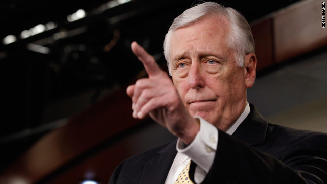 Hoyer predicts Democrats positioned to win back the House in 2014