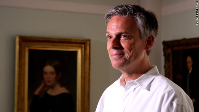 Huntsman distances from Obama