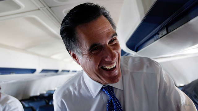 Romney's Twilight side