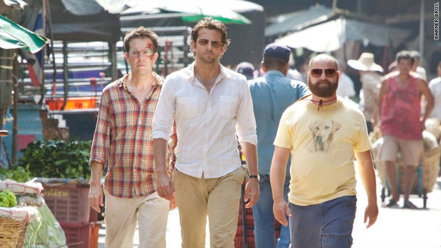 'Hangover' writer in talks for a three-quel