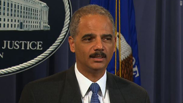 U.S. attorney general wants more 'Wire'