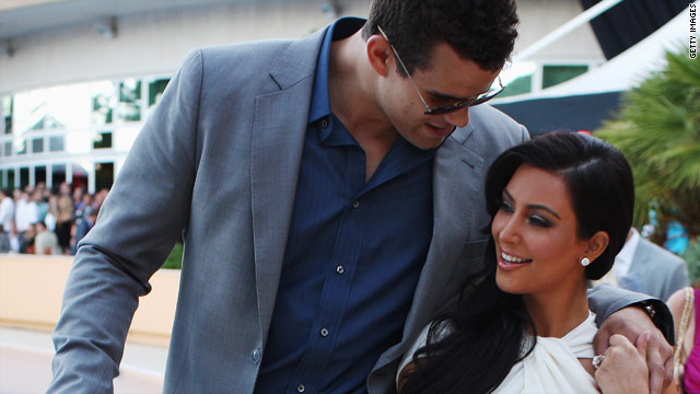 Kim Kardashian: I'm not pregnant