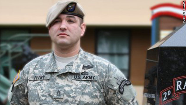 Army sergeant to get Medal of Honor for Afghanistan heroics
