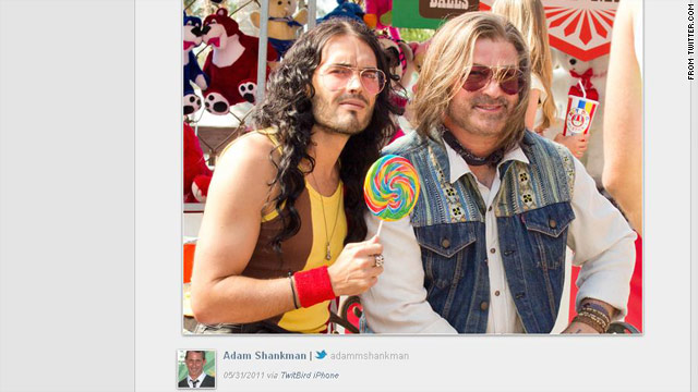 Alec Baldwin goes long for 'Rock of Ages'