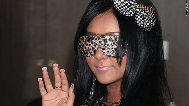 Italian authorities revoke Snooki's driver's license