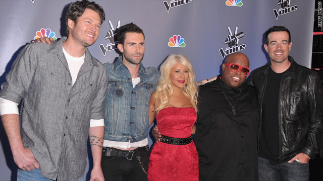 'The Voice' snags post-Super Bowl spot