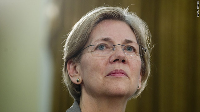 Elizabeth Warren vs. House Republicans, round 2
