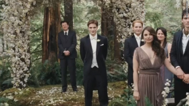 'Breaking Dawn' teaser shows Edward on his wedding day
