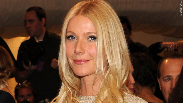Gwyneth Paltrow joins the 21st century