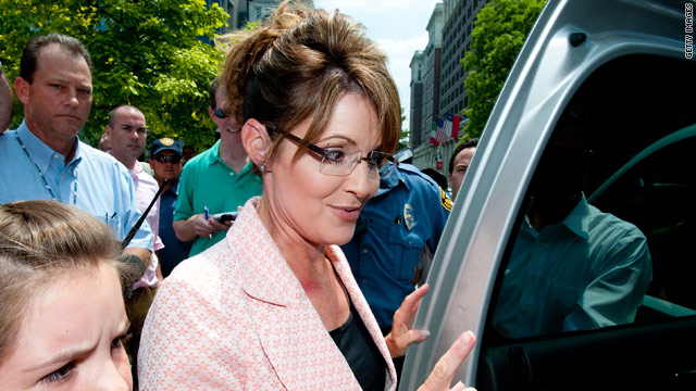 My Take: More places Palin should visit on bus tour