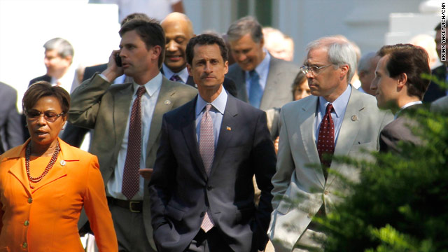 Picture of the week: Weiner at White House