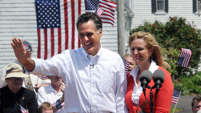 Romney's new mission: To change perceptions