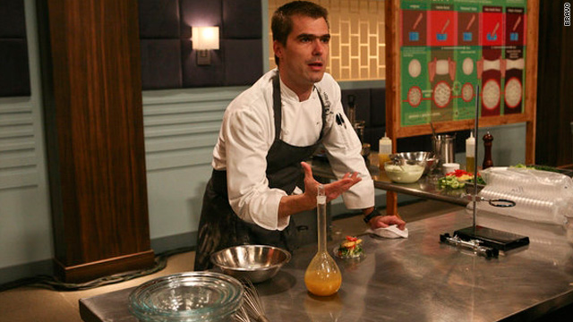 'Top Chef: Masters' blinded me with science