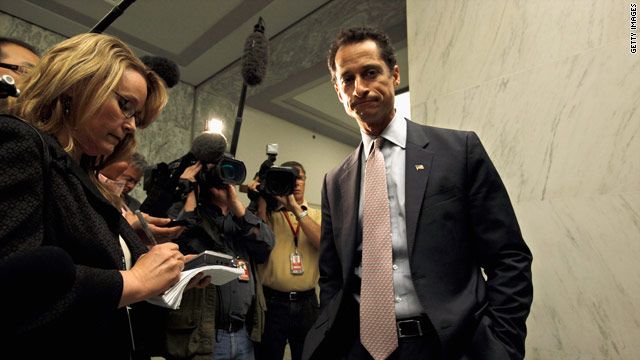 Democrats insist 'Weinergate' is no scandal