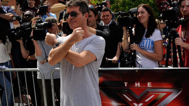 Try out for 'X Factor' on YouTube