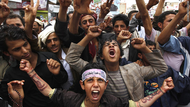 Latest developments: Middle East and North Africa unrest