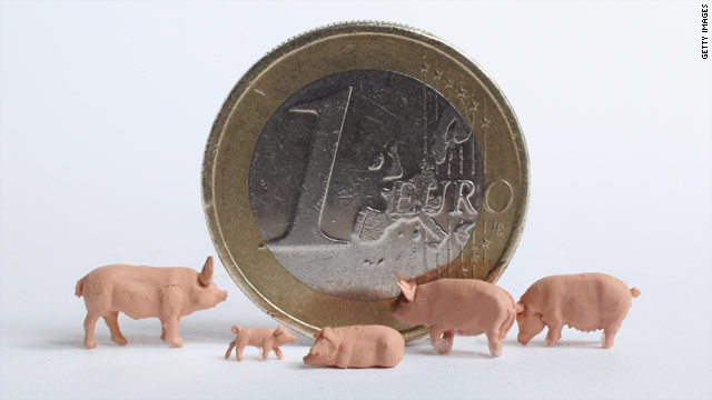 The Euro's PIG-Headed Masters