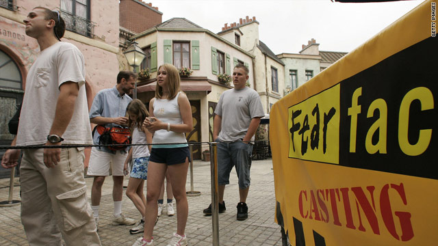 'Fear Factor' returning to NBC